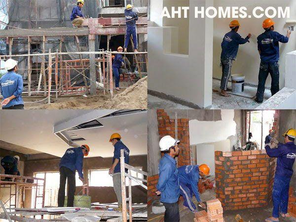 Báo giá sửa chữa cải tạo nhà trọn gói tại Hà Nội