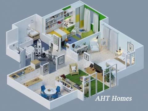 AHT Home - Địa chỉ tin cậy khi thiết kế nội thất