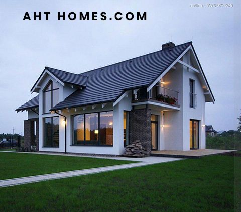 Sở hữu ngay biệt thự sang trọng, cao cấp tại AHT Homes