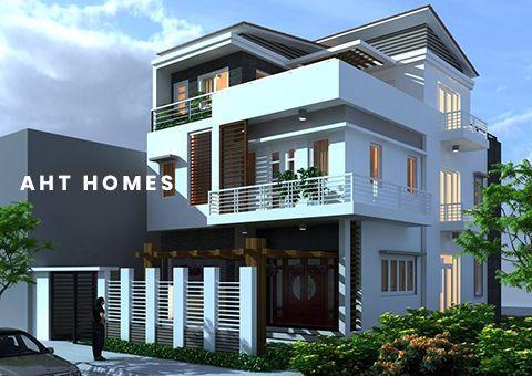 : AHT Homes chuyên cung cấp các dịch vụ thiết kế nhà đẹp giá rẻ ở huyện Thiệu Hóa