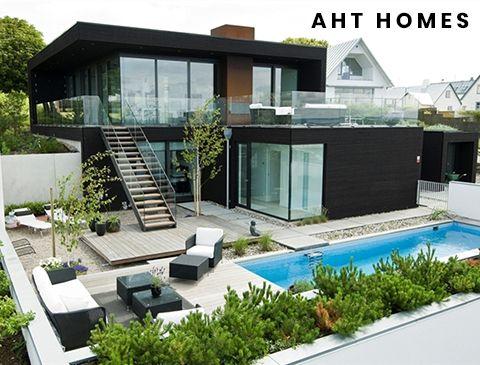 Hãy đến với AHT Homes để trải nghiệm dịch vụ thiết kế nhà chất lượng, uy tín nhất thị trường.