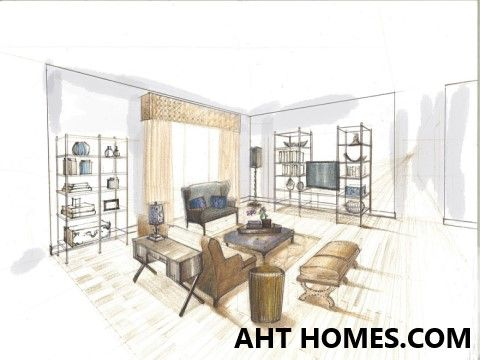 Báo giá thiết kế nội thất Huyện Triệu Sơn Thanh Hóa