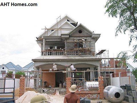 Xây dựng môt ngôi nhà mới hoàn toàn cho riêng mình là điều mà chúng ta đều mong muốn