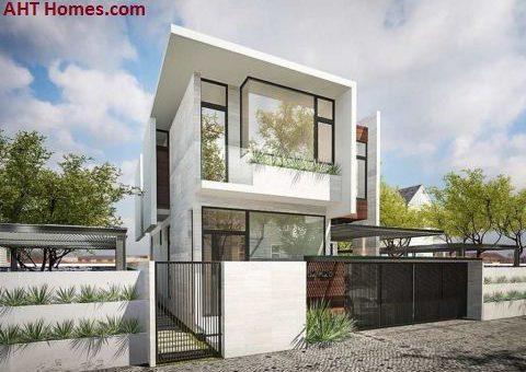 Rất nhiều công trình kiến trúc nhà ở đã được AHT HOMES xây dựng hoàn hảo