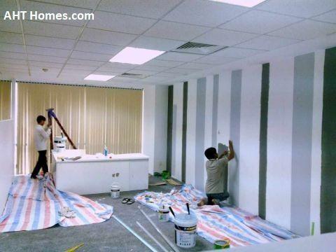 Nhu cầu xây dựng, cải tạo nhà tại quận Hoàng Mai ngày càng tăng cao