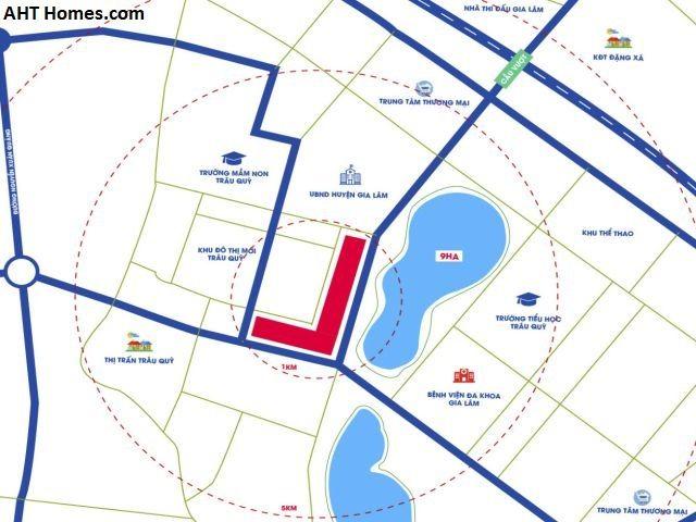 Quá trình nâng cấp thành quận giai đoạn 2020 – 2025 của huyện Gia Lâm đang được thúc đẩy
