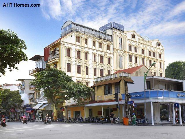 Lượng người dân có nhu cầu xây dựng nhà ở tại quận Hoàn Kiếm ngày một tăng