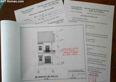 Có 4 bước đơn giản để xin giấy phép xây dựng công trình nhà ở quận Hoàn Kiếm