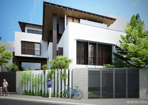 Thiết kế nhà ở huyện Thọ Xuân