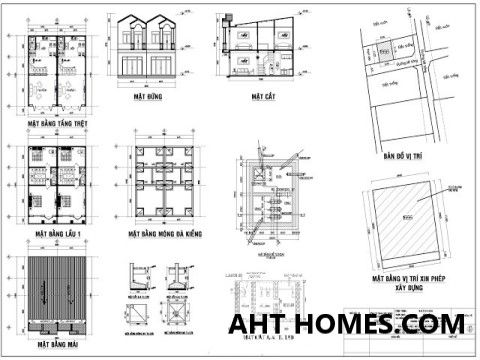 Dịch vụ xin cấp phép xây dựng nhà ở quận Thanh Xuân