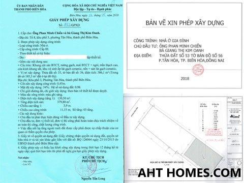 dịch vụ xin cấp giấy phép xây dựng nhà ở huyện Thạch Thất
