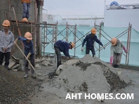 Đơn giá trát tường/Báo giá xây dựng sửa chữa cải tạo nhà