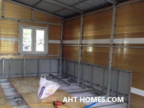 Báo giá chi phí làm nhà khung sắt mái tôn tại Hà Nội