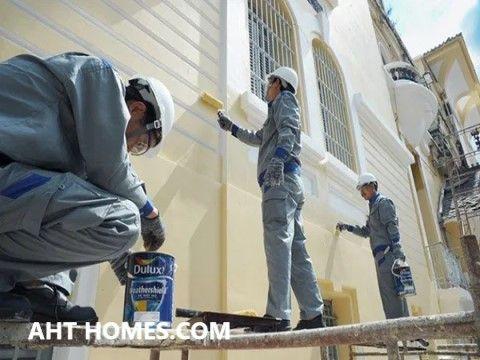 Báo giá sơn nhà sơn tường trọn gói mới nhất tại Hà Nội