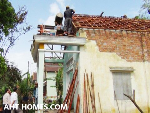 báo giá xây dựng sửa chữa cải tạo nhà ở huyện Sóc Sơn