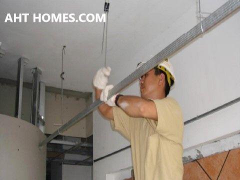 Báo giá thi công làm trần thạch cao tại Hà Nội