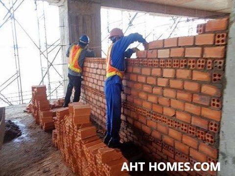Đơn giá xây dựng nhà trọn gói phần thô tại Hà Nội
