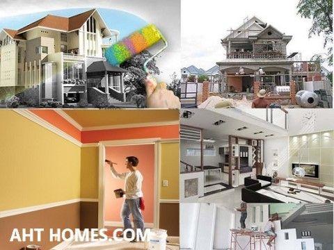 Mẫu hợp đồng thi công cải tạo sửa chữa nhà ở trọn gói