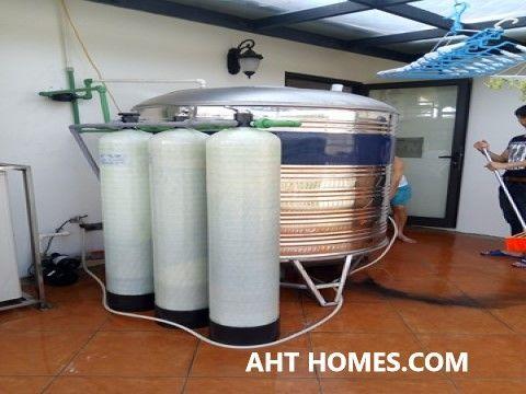 Báo giá hệ thống lọc xử lý nước giếng khoan nước máy gia đình tại Huyện Đông Sơn