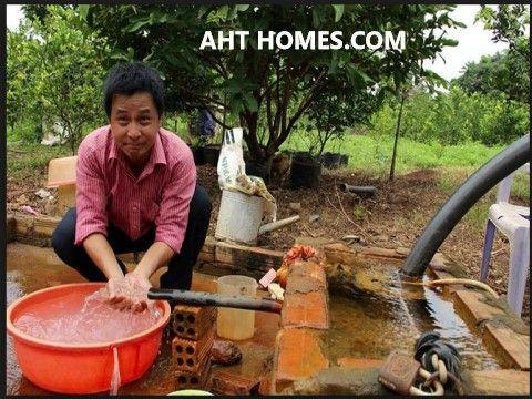 Báo giá hệ thống lọc xử lý nước giếng khoan nước máy gia đình tại Huyện Hoằng Hóa