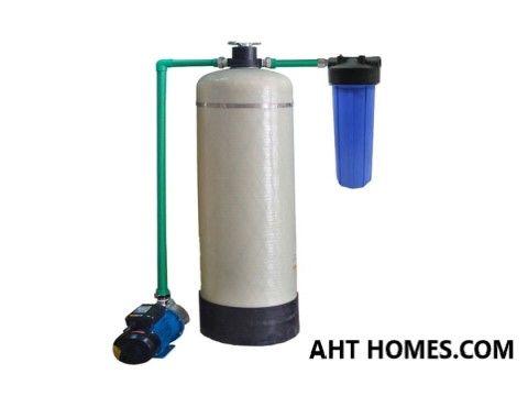 Báo giá hệ thống lọc xử lý nước giếng khoan nước máy gia đình tại Huyện Quảng Xương