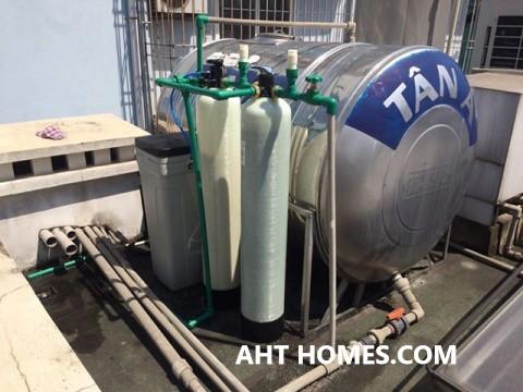Báo giá hệ thống lọc xử lý nước giếng khoan nước máy gia đình tại Huyện Vĩnh Lộc