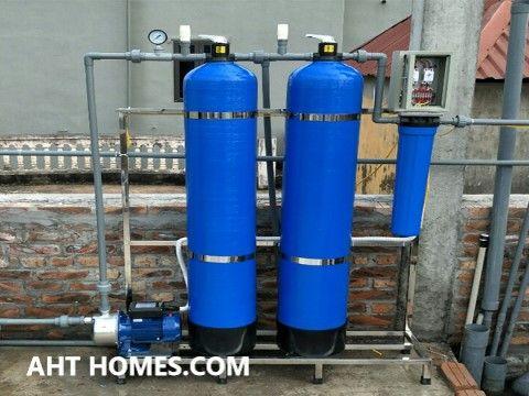Báo giá hệ thống lọc xử lý nước giếng khoan nước máy gia đình tại Thành phố Thanh Hóa