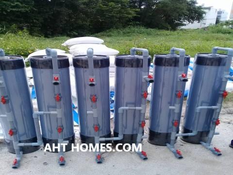Báo giá hệ thống lọc xử lý nước sinh hoạt đầu nguồn gia đình Quận Đống Đa
