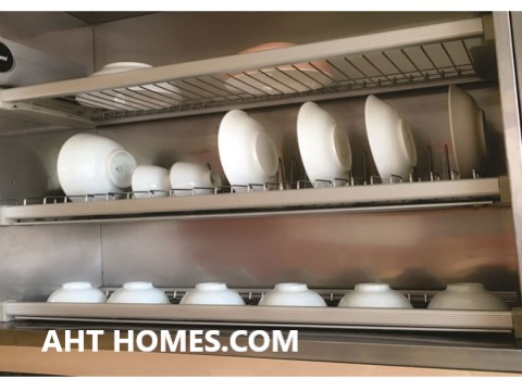 Báo giá phụ kiện tủ bếp thông minh inox 304 tại Hà Nội