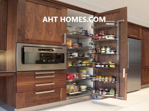 Phụ kiện tủ bếp thông minh