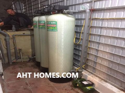 Báo giá hệ thống lọc xử lý nước sinh hoạt đầu nguồn gia đình Quận Cầu Giấy