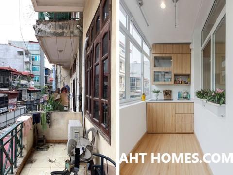 cách cải tạo nhà cũ tiết kiệm chi phí
