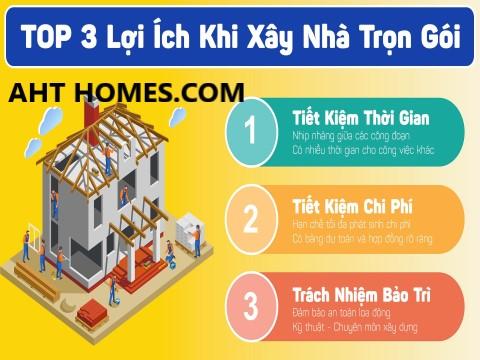 giải quyết lỗi lo lắng về chi phí với dịch vụ xây nhà trọn gói