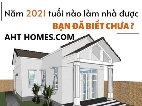 Xem tuổi xây nhà năm Tân Sửu 2021 tuổi nào xây nhà hợp phong thủy