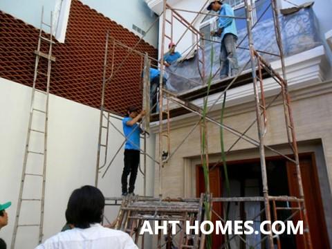 Dịch vụ sửa nhà trọn gói tại Hà Nội năm 2021