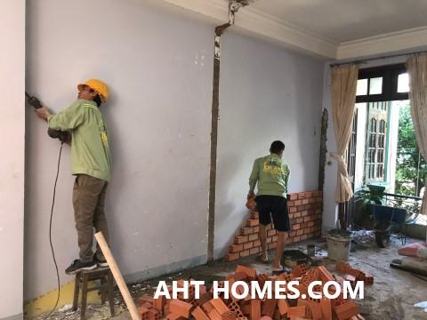 dịch vụ sửa nhà trọn gói tại Hà Nội năm 2022