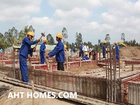 Giá nhân công xây dựng năm 2021