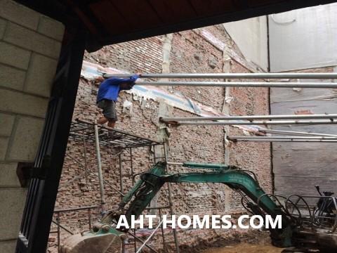đơn giá chống văng nhà tại Hà Nội