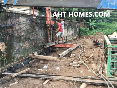 đơn giá ép cừ thép tại Hà Nội