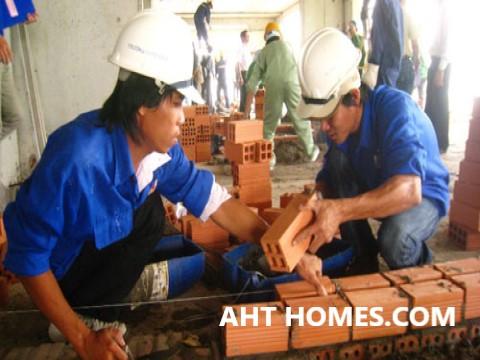 Giá nhân công xây dựng năm 2023