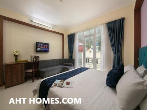chi phí xây dựng nhà nghỉ khách sạn 1 2 3 sao sao nhiêu tiền?