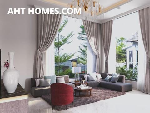 Thiết Kế Thi công xây nhà trọn gói nhà Biệt Thự Điện Biên chị Hương Trà