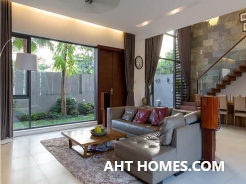 Thiết Kế Thi công xây nhà trọn gói nhà Biệt Thự huyện Phúc Thọ Hà Nội