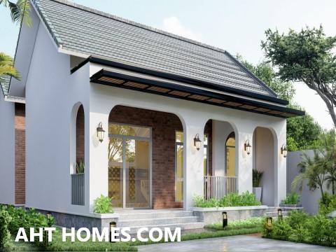 Thiết Kế Thi công xây nhà trọn gói nhà Biệt Thự Ninh Bình