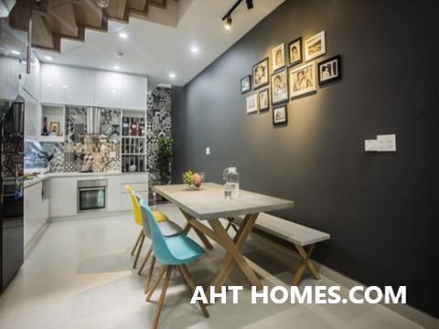 Thiết Kế Thi công xây nhà trọn gói nhà phố huyện Ba Vì Hà Nội cô Đào
