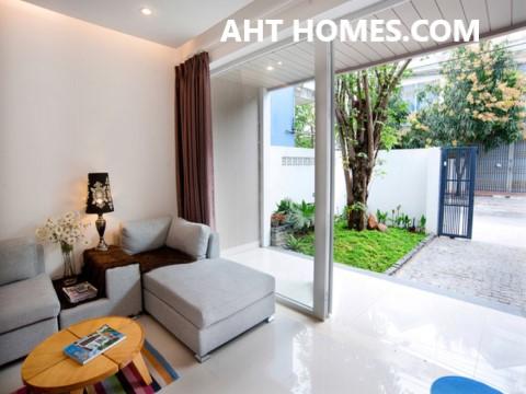 Thiết Kế Thi công xây nhà trọn gói nhà phố quận Thanh Xuân Hà Nội chị Thủy