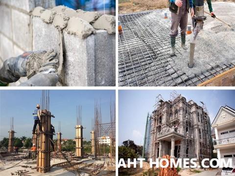 Tư vấn chi tiết về dịch vụ xây nhà trọn gói tại Hà Nội năm 2021