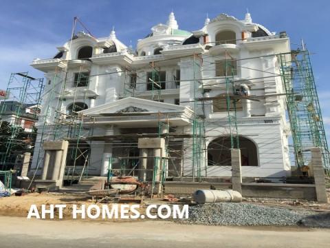Báo giá chi phí xây dựng nhà trọn gói tại Huyện Mê Linh