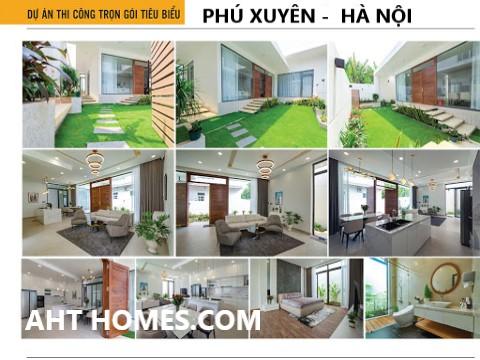 Báo giá chi phí xây dựng nhà trọn gói tại Huyện Phú Xuyên Hà Nội mới nhất năm 2021