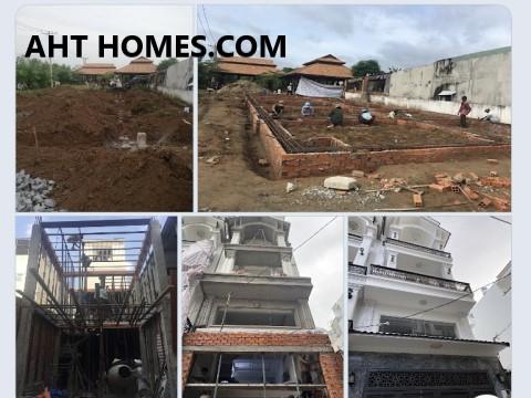 Báo giá chi phí xây dựng nhà trọn gói tại Huyện Sóc Sơn